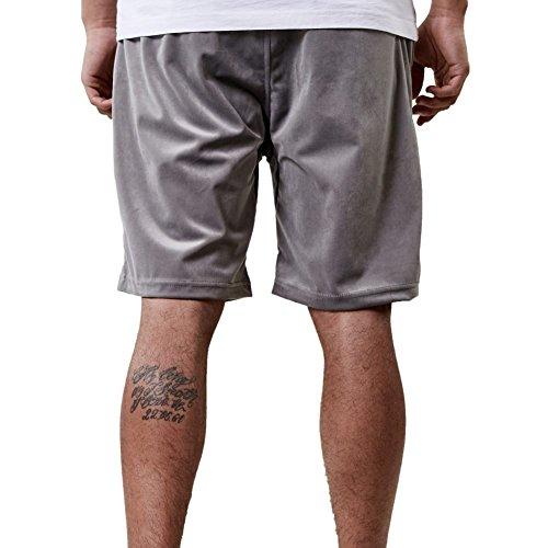 Pantaloncini Cayler & Sons – Csbl New Age Velourshorts grigio