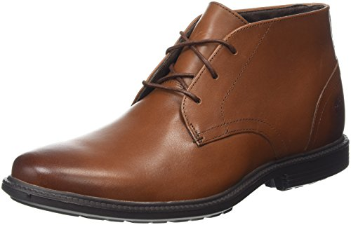 Timberland Men's Arden Heights Ankle Boots Brown (Saddletan) xr4HqBHcdk