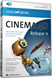 Cinema 4D 11 - Video-Training  (PC+MAC-DVD)
