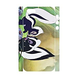 iphone5s Phone Case White Bambi Flower CZL5855127