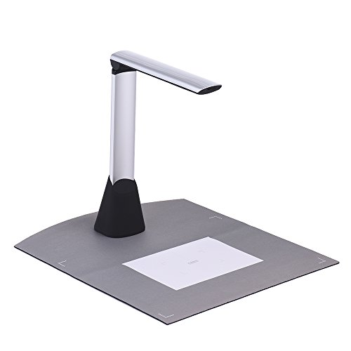 Aibecy Portable High Speed USB Book Image Document Camera Scanner 10...