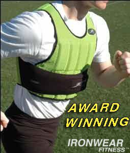 Power Systems Weighted Speed Vest, Comfortable and Thin with Removable Soft Weights for Youths or Adults, Holds Up to 10 Pounds, Neon Green (12055) – DiZiSports Store