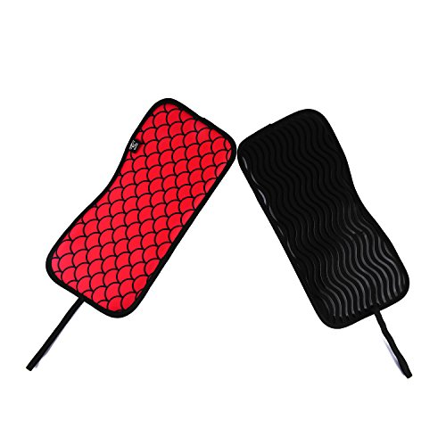 Red Dragon Boat - Hornet Watersports Dragon Boat Seat Pad Neoprene Anti Slip Cushion (Red)
