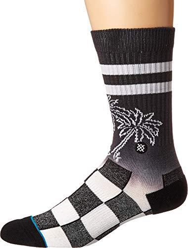 STANCE Men's Dipped Socks, Black, Large