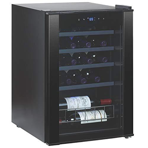 20-Bottle Evolution Series Wine Refrigerator (Black Stainless Steel Trim)