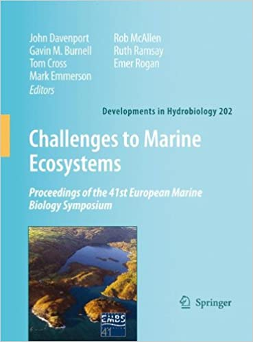 Challenges to Marine Ecosystems: Proceedings of the 41st