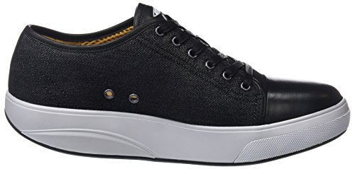 MBT Jambo 7 M, Sneaker Uomo Nero, Tela (Black Canvas)