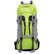 TETON Sports Ultralight Backpacks; Lightweight, Durable, Internal-Frame Backpack for Hiking, Backpacking, Travel and…