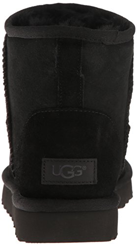 Ugg Dame Mini Klassiske Høje Sneakers Sort xkRkpJhcG