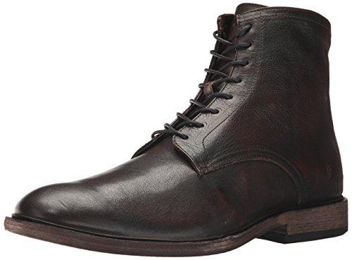 Frye Mens Chris Snörning Mode Boot 86.961-cognac