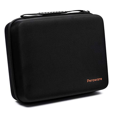 Peraware Universal Carrying Case Storage for Small Electronics Hard Drives Portable Devices and Accessories