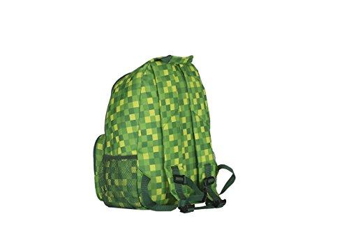Zoofy International Pixie Backpack, Green/Black