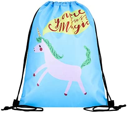 2e31f2afd8d9 LIHI BAG 10 Pack Kids Nylon Party Supplies Favors Gift Drawstring ...