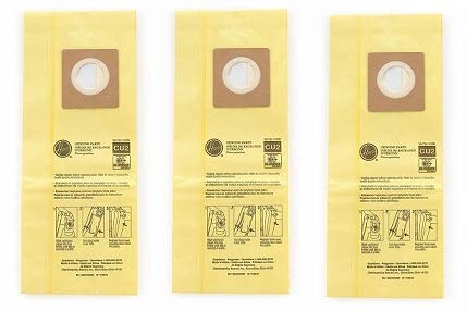 Hoover Commercial AH10243 Upright Bags for HushTone, Allergen Filtration (Pack of 10) (Вundlе оf Тhrее) by Hoover Commercial