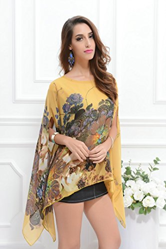 Belego - Camisas - para mujer amarillo