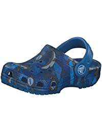 Kids Classic Graphic Clog | Slip on Toddlers | Water Shoes