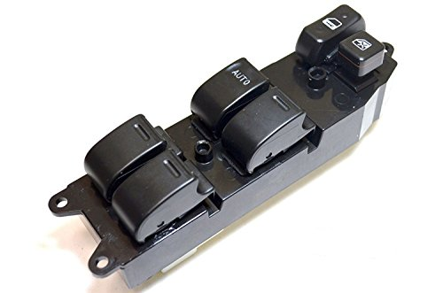 (Eynpire 9033 Power Master Window Switch Control Front Left Driver Side For 1998 1999 Toyota Avalon; 1998-2002 Toyota Corolla; 1997-2001 Camry - NOT for Camry XLE)