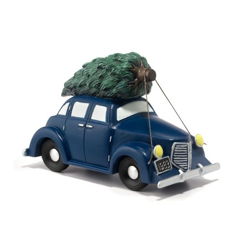 - Department 56 A Christmas Story Village Bringing the Tree Home Accessory Figurine