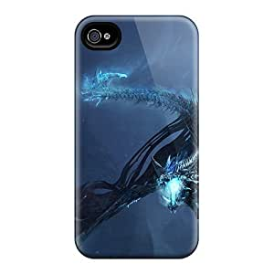 High Quality Shock Absorbing Cases Iphone 5/5S -dragon Of World Of Warcraft