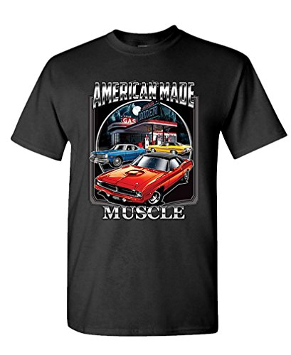 Goozler American Made Muscle T Shirt