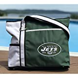 NFL New York Jets Tote Bag with Embroidered Logo
