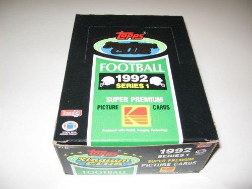 (1992 Topps Stadium Club Football Series 1)