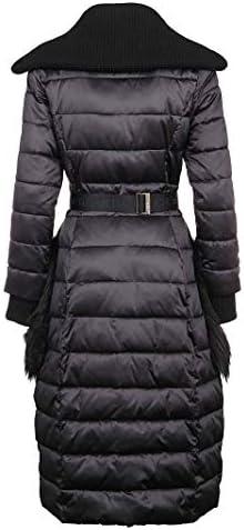 Elisabetta Franchi Luxury Fashion Donna PI07H96E2110 Nero Cappotto | Autunno Inverno 19