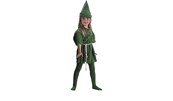 Peter Pan Disfraz de niños: Amazon.es: Juguetes y juegos