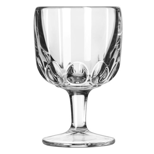 Libbey Glassware 5210 Hoffman House Goblet, 10 oz. (Pack of 12)