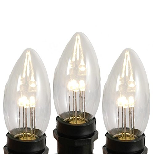 Outdoor Christmas Glass Replacement Bulbs