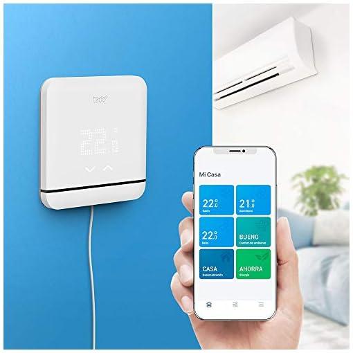 tado° V3+ – Control de aire acondicionado, instalación manual fácil, diseñado en Alemania