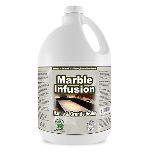 Green Bean Marble Infusion Marble and Granite Sealer, 1 Gallon (Granite Sealing Wipes compare prices)