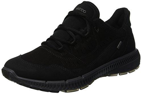 Noir Femme black Basses Sneakers Ecco 51052 Terrawalk qfwITRxU