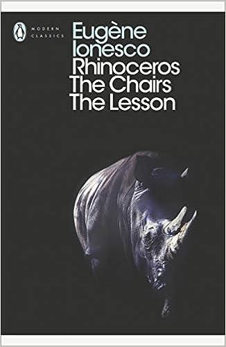 modern classics rhinoceros chairs lesson penguin modern classics