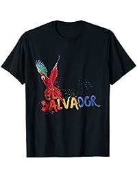Loro, guara, guacamayo El Salvador T shirt