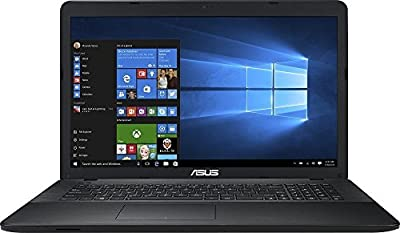 Asus 17 17.3-Inch Laptop with Backlight Display (Intel Core i5-5200U Processor, 8GB DDR3L RAM, 1TB HDD, HD Graphics 5500, Windows 10)