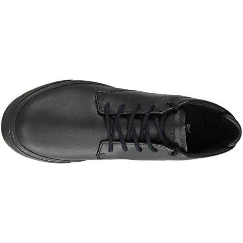 Lacoste Mens Espere Chukka 317 1 Sneaker Nero / Nero