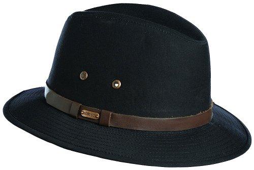 Stetson Mens Cotton Gable Water Repellent Safari Sun Hat - Buy Online in  Oman.  476c4f81fe1