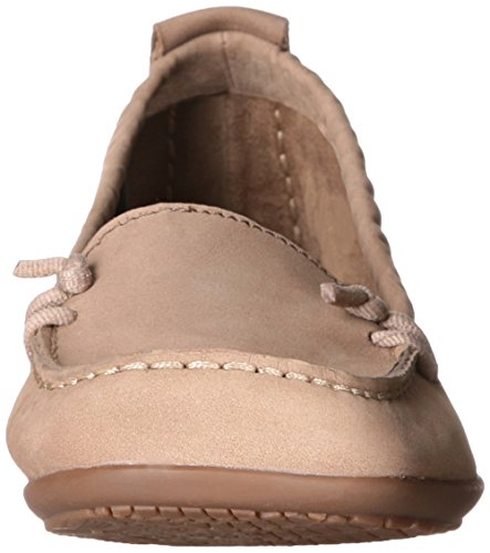 Hush Puppies Ceil Slip On_MT Mujer US 5.5 Crema Mocasín