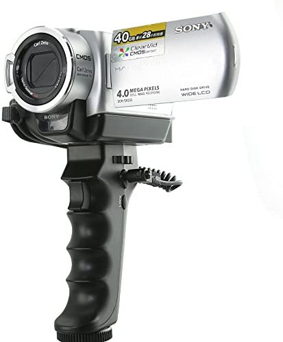 Sony Cyber-Shot DSC-T30 Vertical Shoe Mount Stabilizer Handle Pro Video Stabilizing Handle Grip for