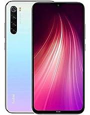 """SMARTPHONE XIAOMI REDMI NOTE 8 4RAM 128GB TELA 6.3"""" LTE DUAL BRANCO"""