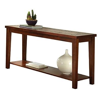 "Steve Silver Company Davenport Sofa Table, 56"" x 19"" x 30"""