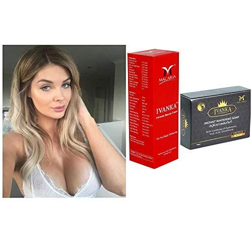 ivanka intimate beauty cream/ivanka instant whhitening soap/skin whitening cream for girls