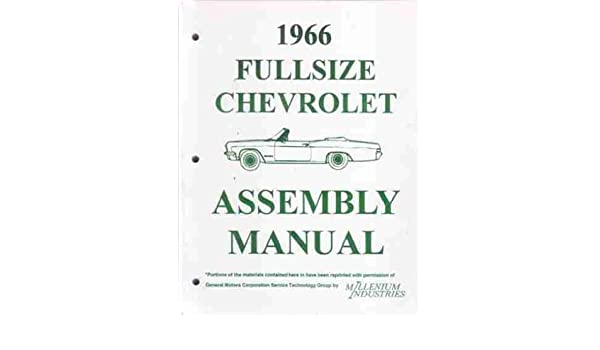 Vehicle Parts Accessories Other Car Manuals Chevrolet 1968 Caprice Impala Bel Air Biscayne Full Size Car Wiring Diagram Aeronautica Fc Cientifica Edu Pe