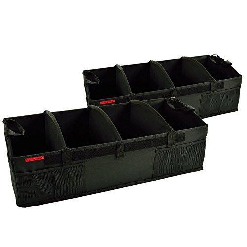 Picnic at Ascot - Heavy Duty Trunk Organizer - No Slide Rigid Base -70 LB Capacity - 30