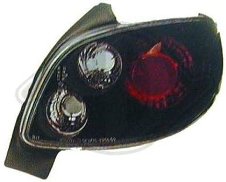 4225495/HD arri/ère Lampes Noir Transparent pro in