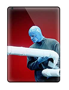 New Arrival Hard Case For Ipad Air Blue Man Group