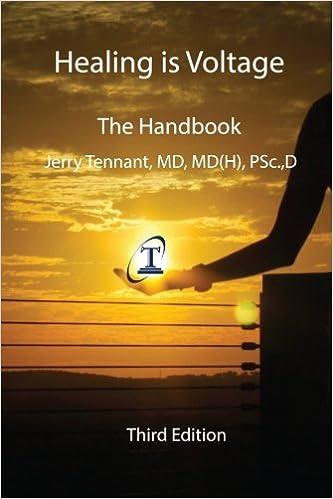 Healing is voltage the handbook 3rd edition jerry l tennant healing is voltage the handbook 3rd edition jerry l tennant 9781453649169 amazon books fandeluxe Images