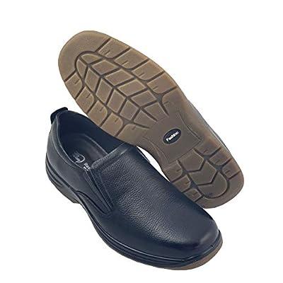 Labo Pro Reactive Men's Upper Leather Slip Resistant Kitchen Shoes-Slip on & Lace up | Shoes