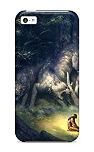 Minnie R. Brungardt's Shop 2637607K31343657 Tpu Shockproof/dirt-proof Warrior Cover Case For Iphone(5c)
